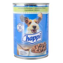 CHAPPI konzerva govedina i zivina 0.4 kg.