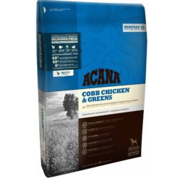 ACANA H25 A.Chick&Greens 17 Kg.