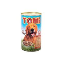TOMI konzerva 5 vrsta mesa 0.4 kg.