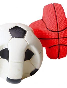 Lopta guma fudbal i basketball A383A Camon